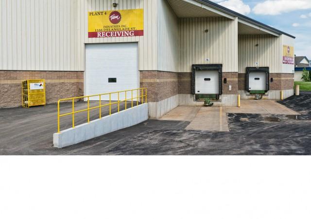 Team Industries Loading Dock